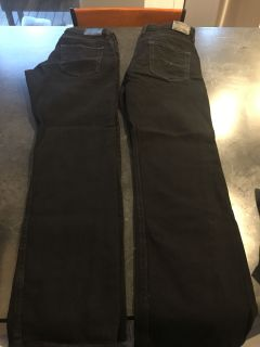 Lee select straight jeans