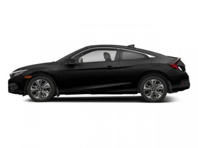 2018 Honda CIVIC COUPE EX-L I4 (Crystal Black Pearl)