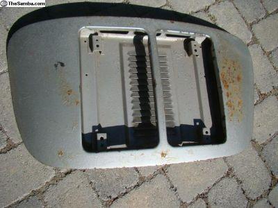 356T6 B/C Cabriolet Engine Lid