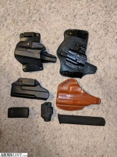 For Sale/Trade: Glock 19,23,17,22 accessories
