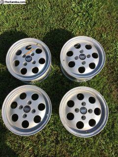 ARC Alurad 13 inch NOS Vintage Wheels VW