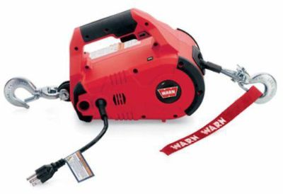 Sell Warn 885000 Pullzall Hand Held Winch Hoist 1000 LBS 110 Volt Corded Come Along motorcycle in Galion, Ohio, US, for US $204.00
