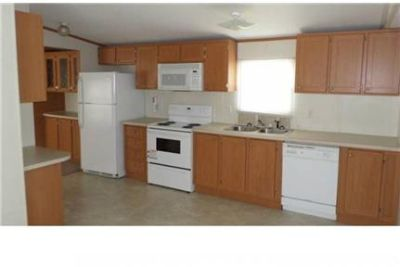 3/2 Manufactured Home for Rent