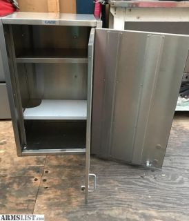 For Sale: Stainless small gun/ammo safe