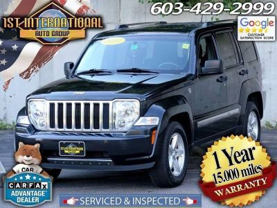 2010 Jeep Liberty Limited (Black)