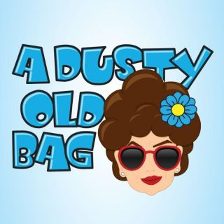 A Dusty Old Bag is in Hamilton Square..
