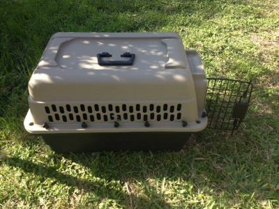 Dog cage medium size