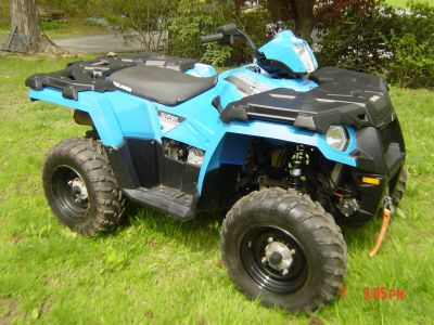2016 Polaris Sportsman 450 H.O. ATV Utility Brewster, NY