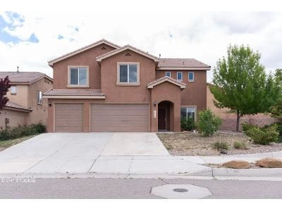 4 Bed 2.5 Bath Foreclosure Property in Albuquerque, NM 87120 - Rain Pl NW