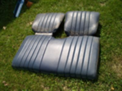 Parts For Sale: PONTIAC TRANS AM,FIREBIRD,CHEVROLET CAMARO,RS REAR SEAT BACK, 1970-1981