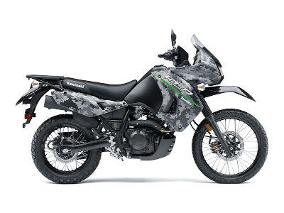 2017 Kawasaki KLR650 Dual Purpose Motorcycles Bennington, VT