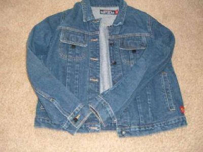 $10 Roxy Denim Coat Womens XL (Caldwell)
