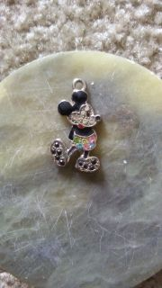 Small Mickey Mouse charm