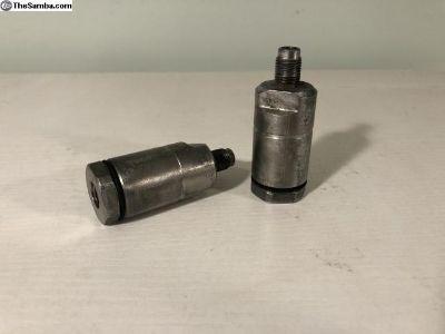 (2) sets brake proportional valve