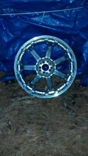 4 20 rims for front wheel drive car