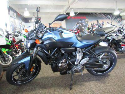2017 Yamaha FZ-07 Sport Motorcycles Irvine, CA