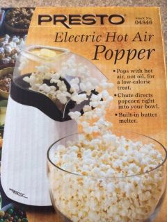 electric air popper