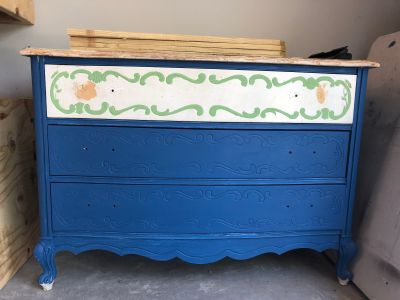 PROJECT French dresser