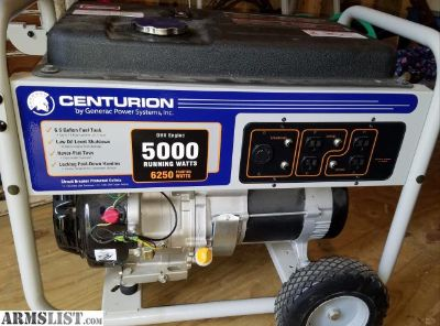 For Sale: Generac generator and switch box