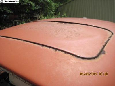 steel sunroof