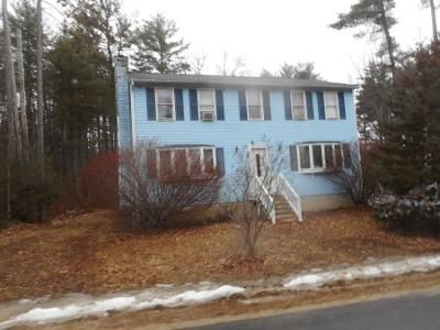 3 Bed 2 Bath Preforeclosure Property in Epping, NH 03042 - Woodlands Dr