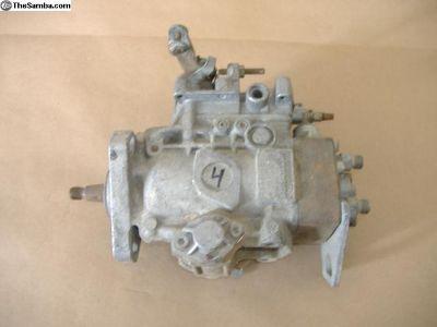 VW Diesel injection pump core rabbit 068130107AG