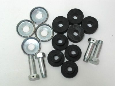 Purchase Triumph Gas Tank Mount Kit Bolt Mounting Set Pre-Unit early to 1959 motorcycle in Santa Clarita, California, US, for US $42.00