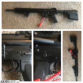 For Sale: Troy Arms AR 15