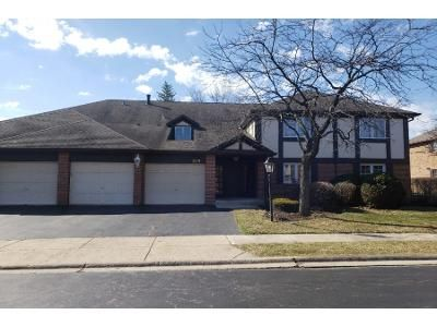 2 Bed 2 Bath Preforeclosure Property in Willowbrook, IL 60527 - Windsor Ln Unit D