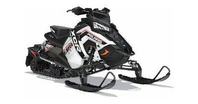 2018 Polaris 600 RUSH XCR SnowCheck Select Trail Sport Snowmobiles Littleton, NH