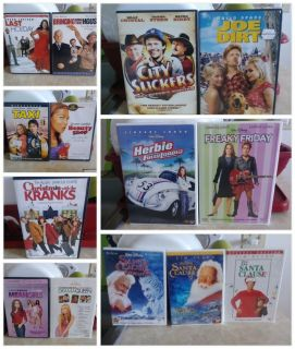 Assorted FAMILY & KID Dvds #1
