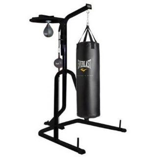 punching bag speed bag & stand