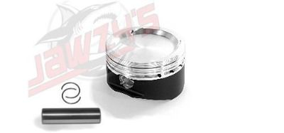 Purchase Wiseco Piston Kit 79.00 mm Yamaha F115 HP IL4 2000-2006 motorcycle in Hinckley, Ohio, United States, for US $53.54