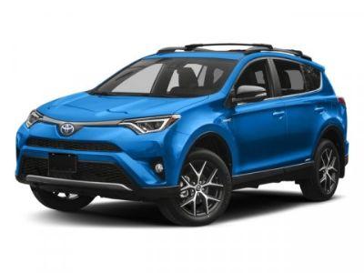 2018 Toyota RAV4 Hybrid SE (Ruby)