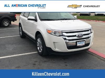 2013 Ford Edge SEL (White Suede)