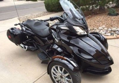 2013 CAN-AM Spyder-St-Limited