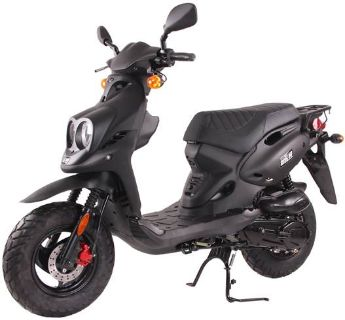 2018 Genuine Scooters Rough House 50 250 - 500cc Scooters New Haven, CT