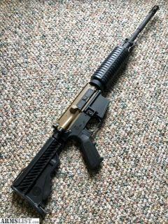 For Sale: Bushmaster upper