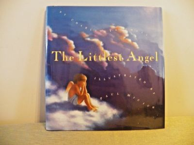 The Littlest Angel Hard Cover Book w Dust Jacket