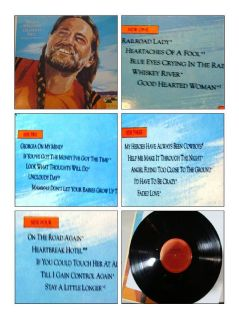 willie nelsons greatist hits [2 vinyl lp's]