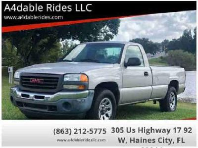 Used 2006 GMC Sierra 1500 Regular Cab for sale