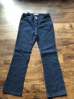 Girls Jeans, Piper Brand, Size 6 Skinny Bootcut