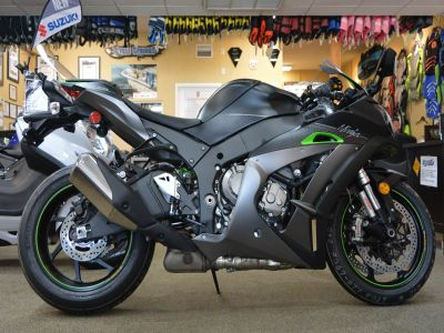 2018 Kawasaki NINJA ZX-10R SE SuperSport Motorcycles Clearwater, FL