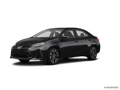 2019 Toyota Corolla XSE (Black Sand Pearl)