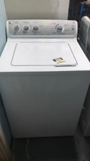 GE WAHER AND MAYTAG DRYER