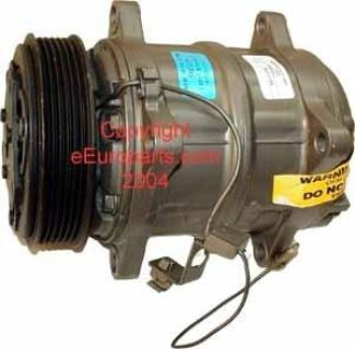 Find NEW Rebuilt A/C Compressor (Rebuilt) Volvo OE 9166045 motorcycle in Windsor, Connecticut, US, for US $302.84