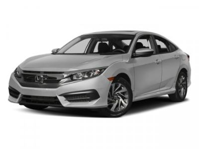 2017 Honda CIVIC SEDAN EX (Blue)