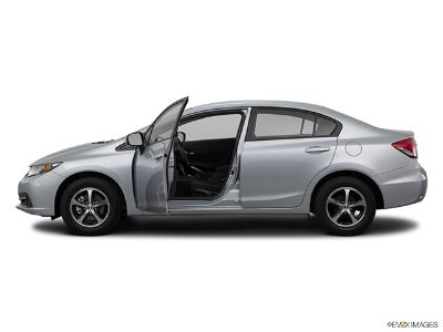 2015 Honda Civic SE (Alabaster Silver Metallic)