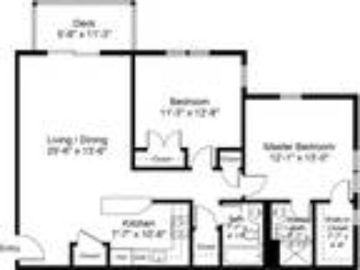 Littlebrook Apartments - Two BR Two BA