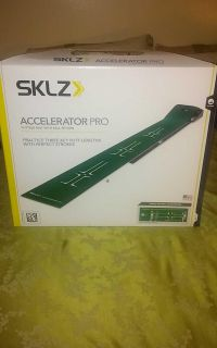 SKLZ Practice Putter with Ball Return (Swap Only)